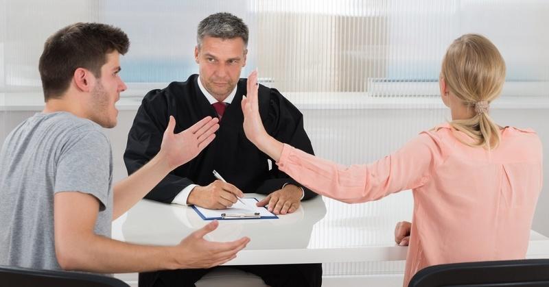 Отказ в разводе