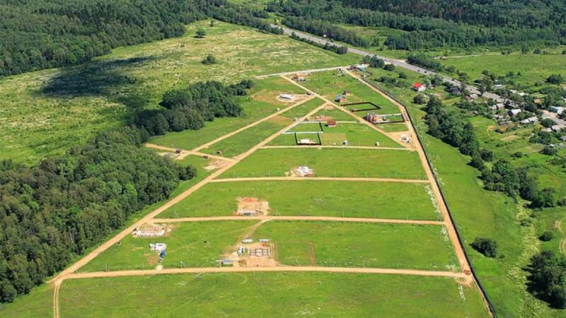 Пример раздела земельного участка при разводе