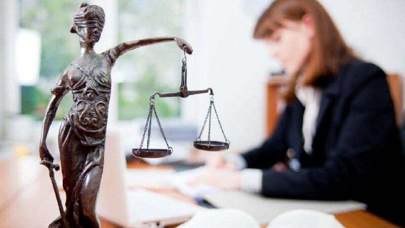 Раздел имущества с присутствием юристов