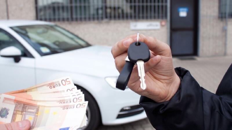 Раздел при разводе: действия в случае проданного автомобиля
