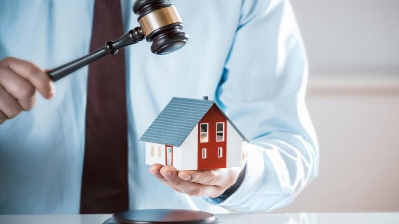 Раздел собственности с присуждением компенсации
