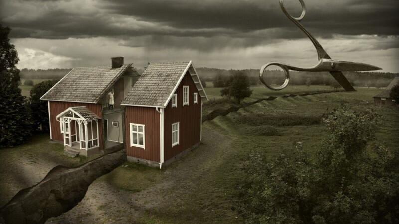 Раздел земельного участка при разводе