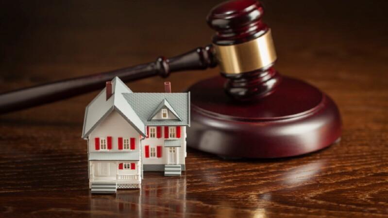 Спорные вопросы по разделу дома