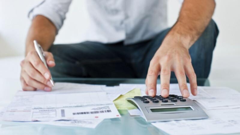 Пример расчета пошлины о разделе долга