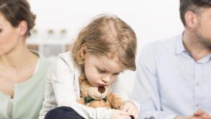 Раздел детей при разводе