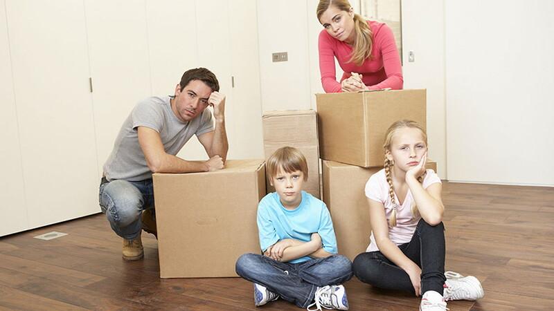 Раздел жилья при наличии детей