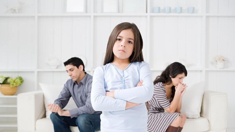С кем останется ребенок после развода родителей?