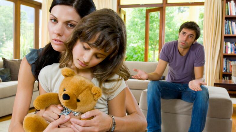 Вопросы проживания и общения с ребенком после развода