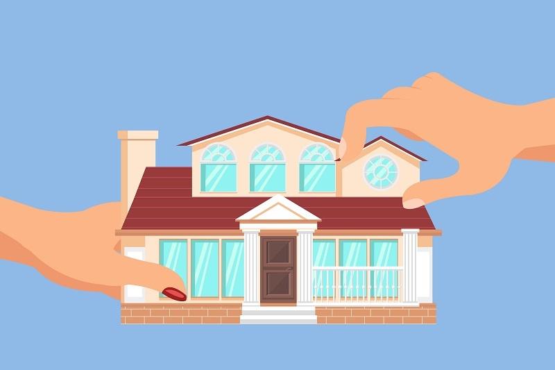 раздел квартиры супругов